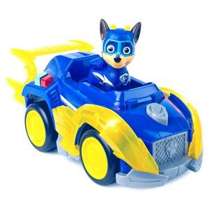 Paw Patrol Chase's Super Deluxe Vehicle-NEW